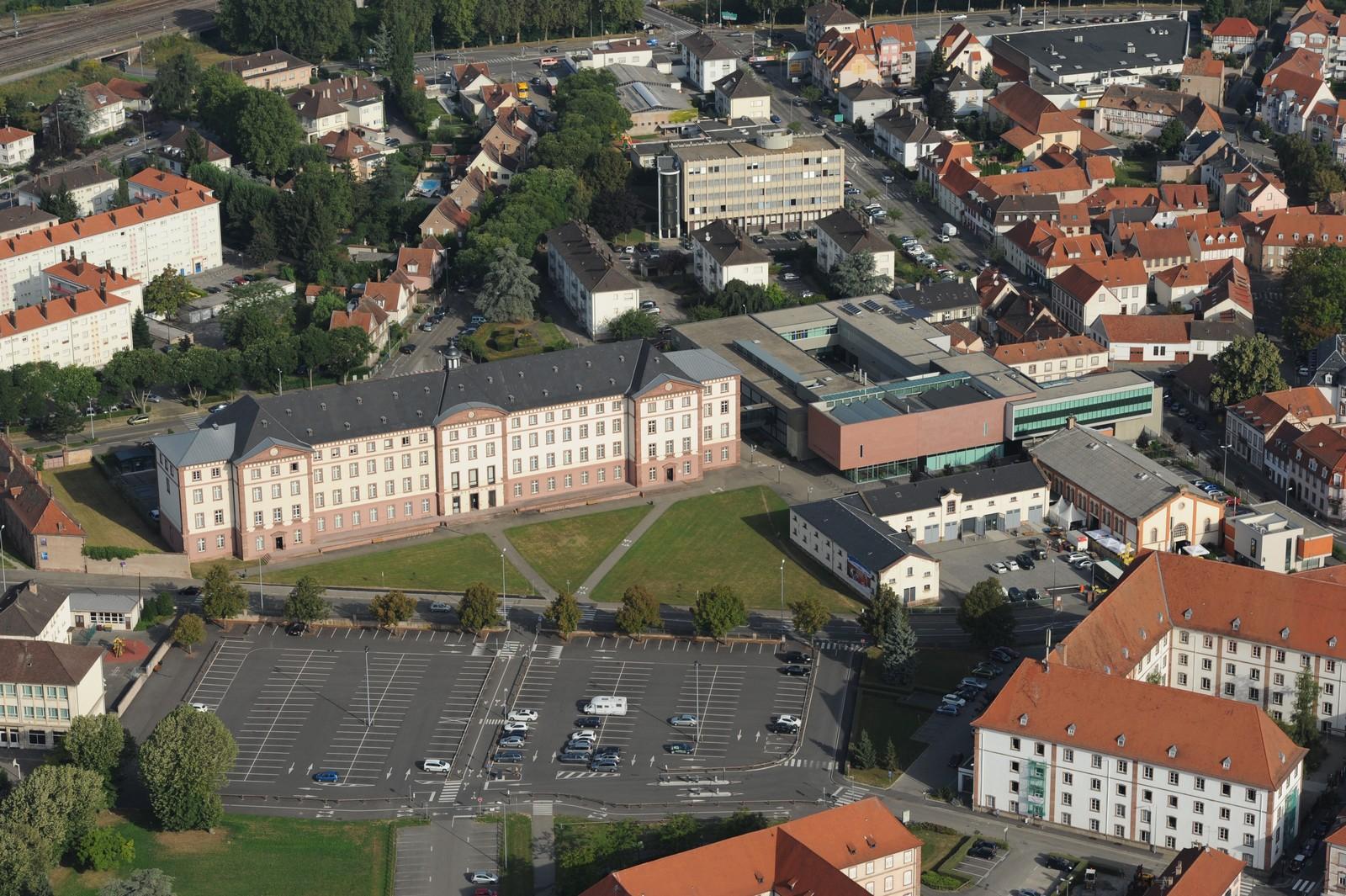 Les colloques historiques à l'IUT de Haguenau